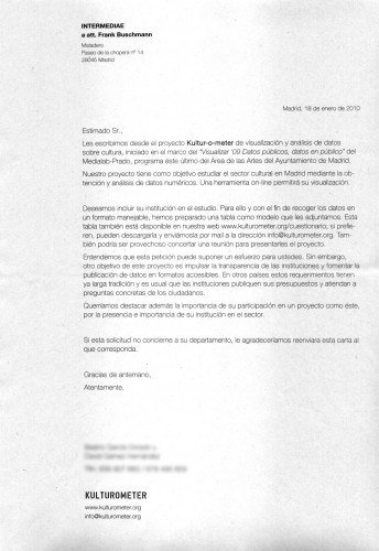 Carta a Intermediae